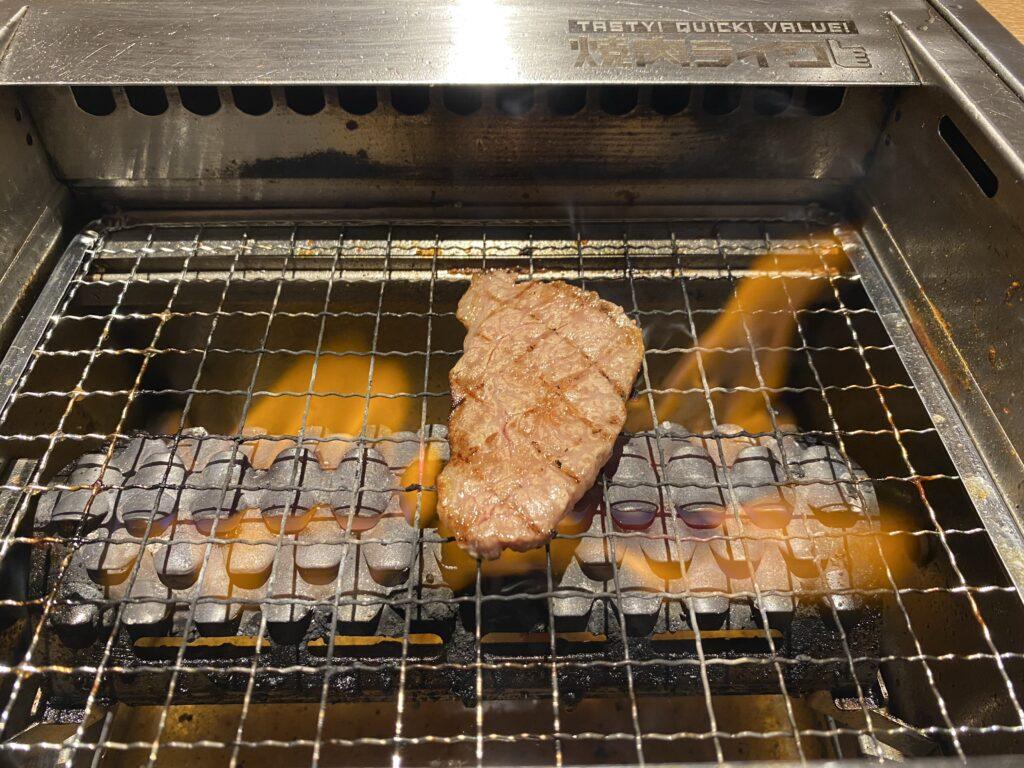 焼肉ライクに2月9日 肉の日に行った